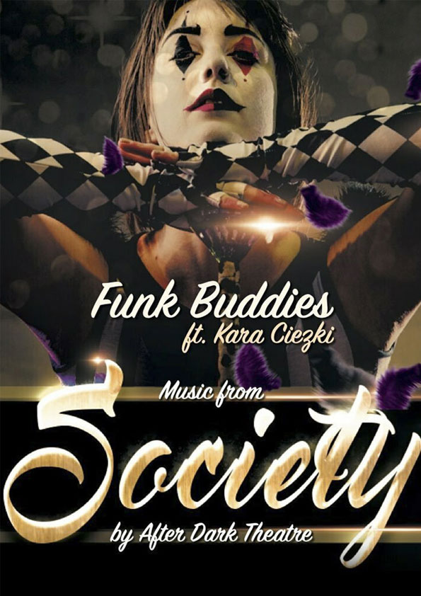 society music album cover